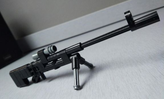Sniper rifle by Vox22