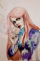 Colors of Smoke by HyeDaa