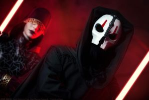 Knights of the Force by AnnieRagnarek