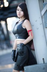 Tifa Lockhart Advent Children by VampBeauty