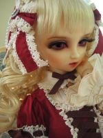 BJD: Miss Sweetheart III by Kazezakura