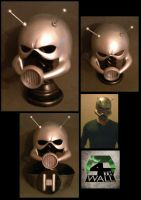 Ant Man Mask by 4thWallDesign