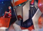 TFP: Miss and Ratchet by ERA-7S