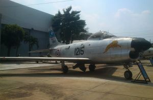 North American F-86L Sabre by sudro