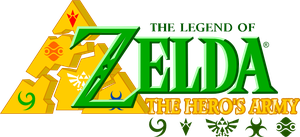 The Legend of Zelda: The Hero's Army by KingsTailor