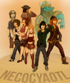 Necocyaotl International by Typhonian-Apkallu