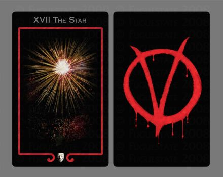 XVII.  The Star by FugueState