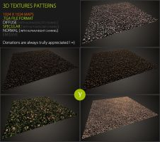 Free textures pack 50 by Yughues