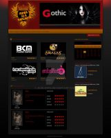 Rumba site by acelogix