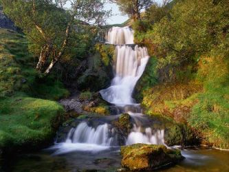 Little Waterfall by artful-xtra