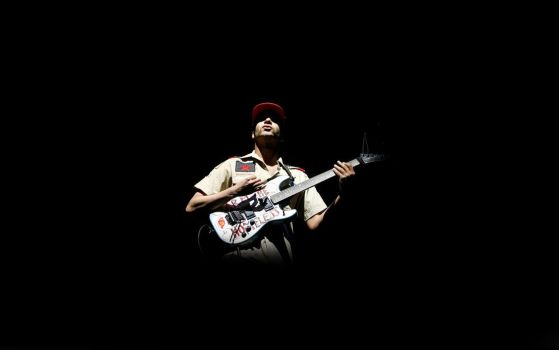 Tom Morello Black by LightningVolt