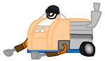MxlsXHSR: Compax as The Poopsmith by Luqmandeviantart2000