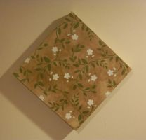 Floral Wall Art - Right by erin-c-1978
