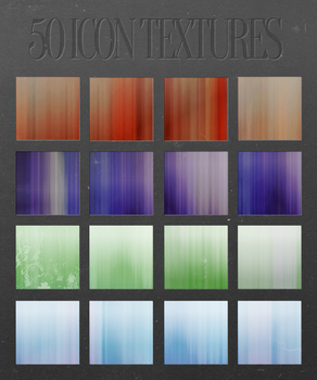 50 Icon Textures Pack by mr-tiefenrausch by mr-tiefenrausch