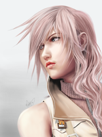 Lightning by MartyIsi