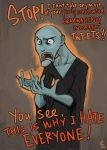 Voldemort HATES your tweets by flominowa