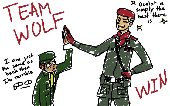 Team WOLF by superior-jeans