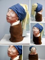 Girl With a Pearl Earring by A-Cheek