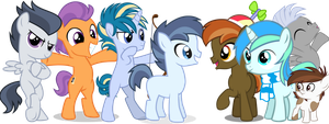 The Colt 8 by JawsandGumballFan24