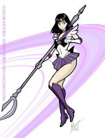 Sailor Saturn by Inspector97