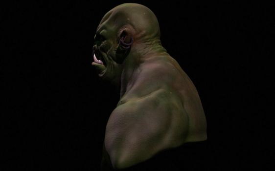 Orc3 by 3DNoobish
