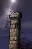 tower by HaTheVinh