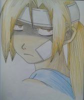 Elric Edward :D by demotikona