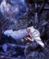Angel's and..by pixievamp by Realm-of-Fantasy