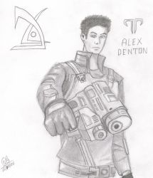 Alex Denton Step 2 by Burkle
