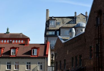 Layers of architecture by trich