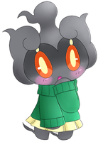 Marshadow in a Sweater