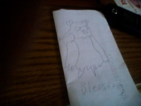 Blessing by UniversesCollideInc