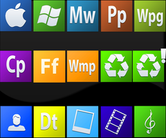 CS3 Icon Collection by Bastian5739