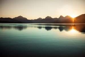 Glacier National Park by Ewa5