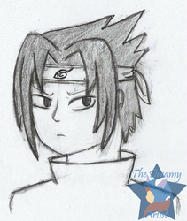 +PC+ Sasuke Uchiha by Metana