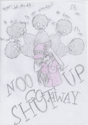 GO AWAY by Indasa