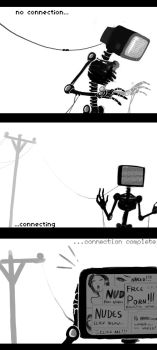 connection by drazebot