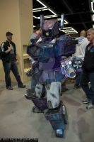 Shock Wave Cosplay by ArtinScott