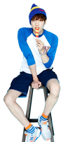Png render: Kang Joon (Actor / Roommate) #02 by VipArmy