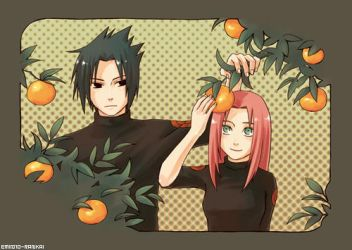sasusaku by qfh43if13tgudferfuy4