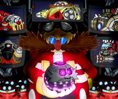 [STH Official] - The Real Eggman by EngieTheCat