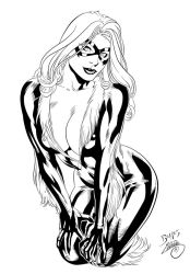 Black Cat Ink #2 by SWAVE18