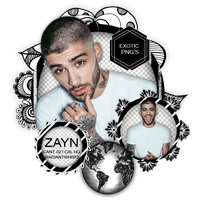 Pack Png 1485 // Zayn. by ExoticPngs