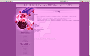 Blueberry Amnesia - Lawliet by nover