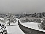 Winter Landscape by Jack-the-Shinigami