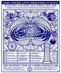 The Master's Type 45 Tardis Poster by Time-Lord-Rassilon