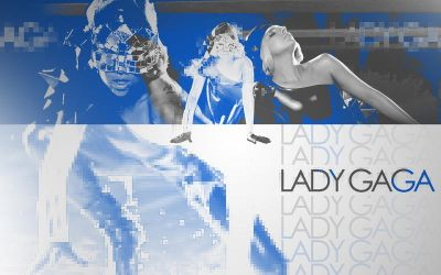 Another GaGa Wallpaper by Ady333