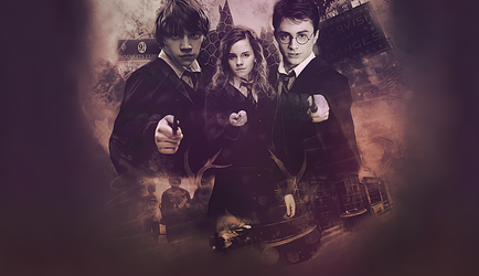 Harry Potter wallpaper by maniaw2