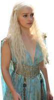 Daenerys Targaryen-Qarth Dress PNG by nickelbackloverxoxox