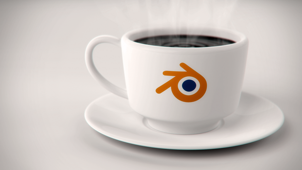 Blender - My Cup of Tea by Sooner266
